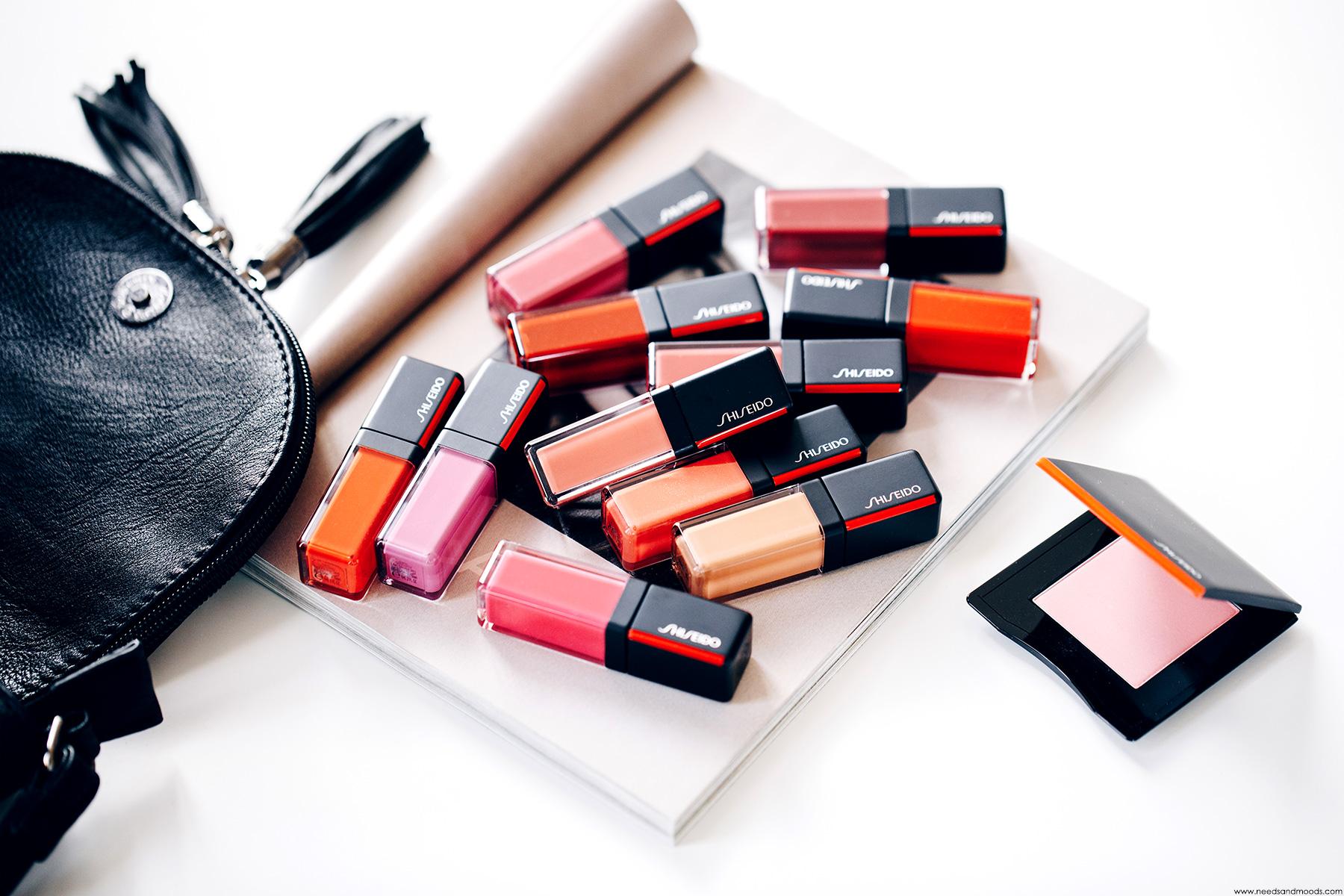 laque levres shiseido ink avis