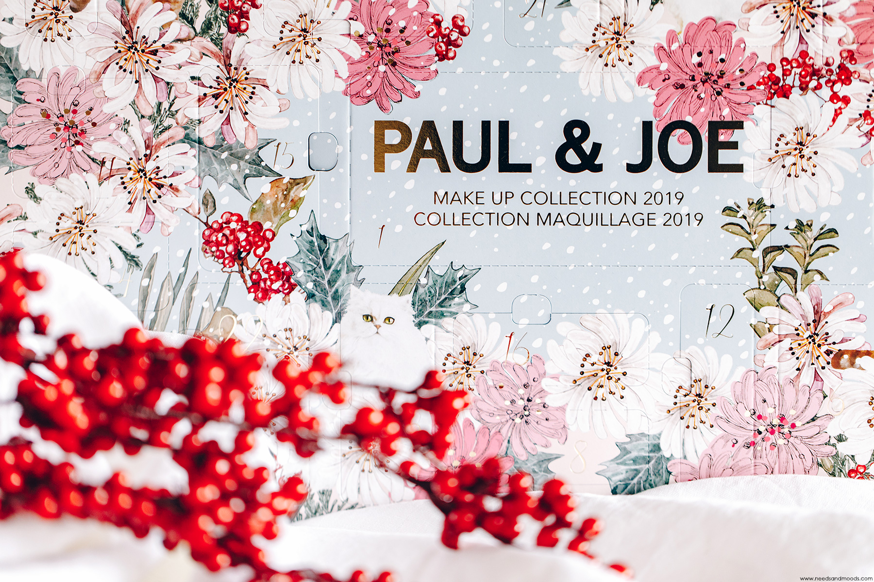 paul joe calendrier de lavent 2019