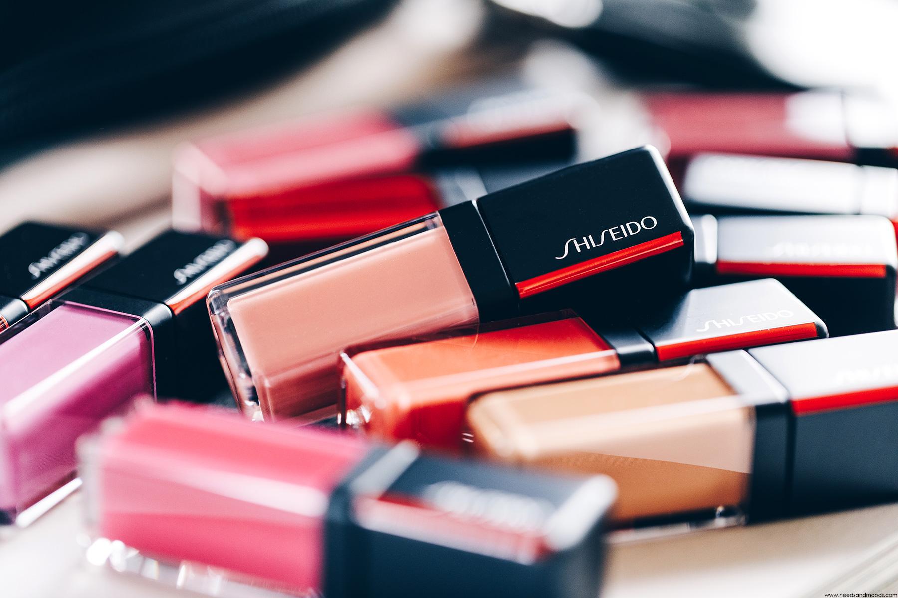 shiseido avis laque levres ink