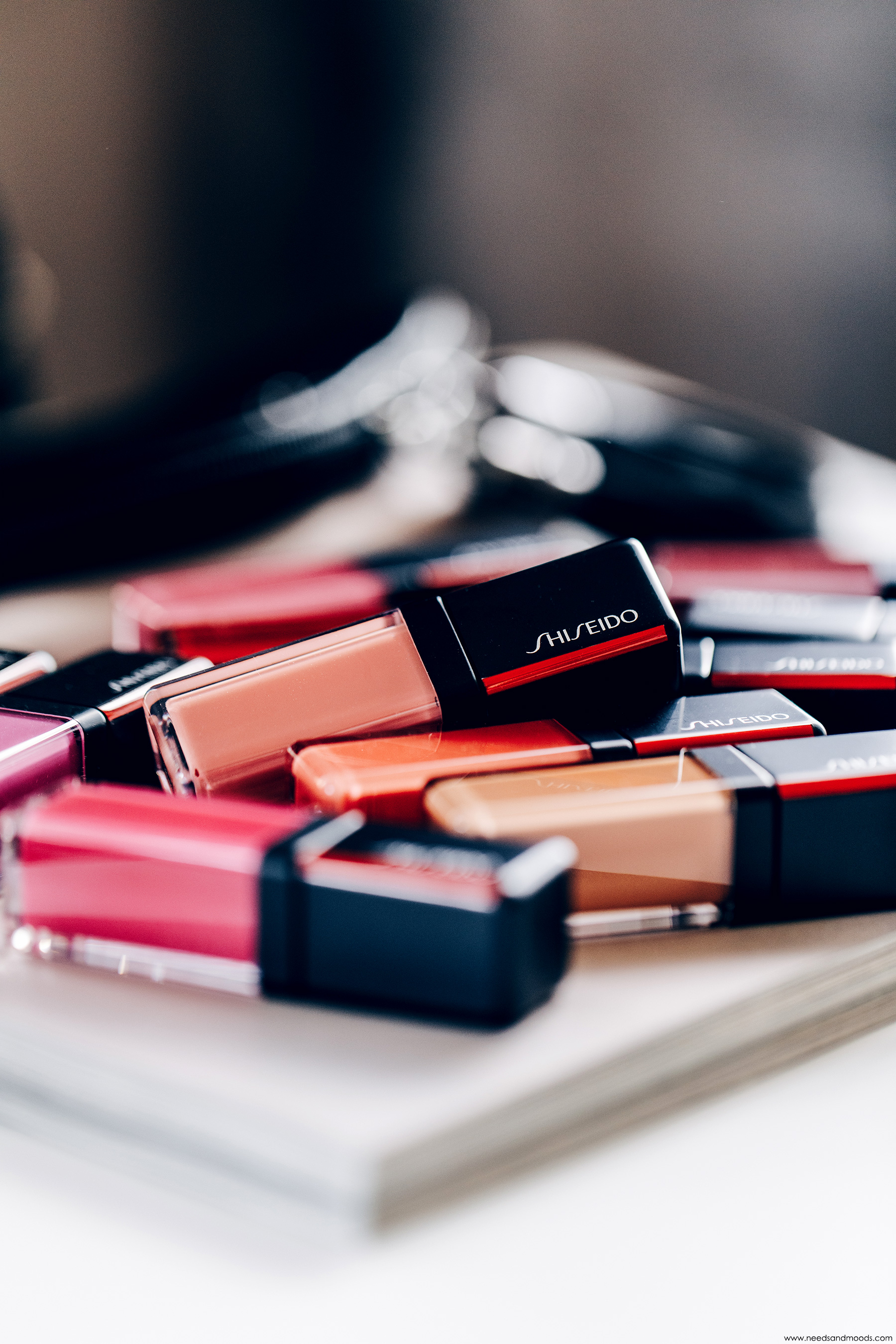 shiseido lacquerink lipshine avis
