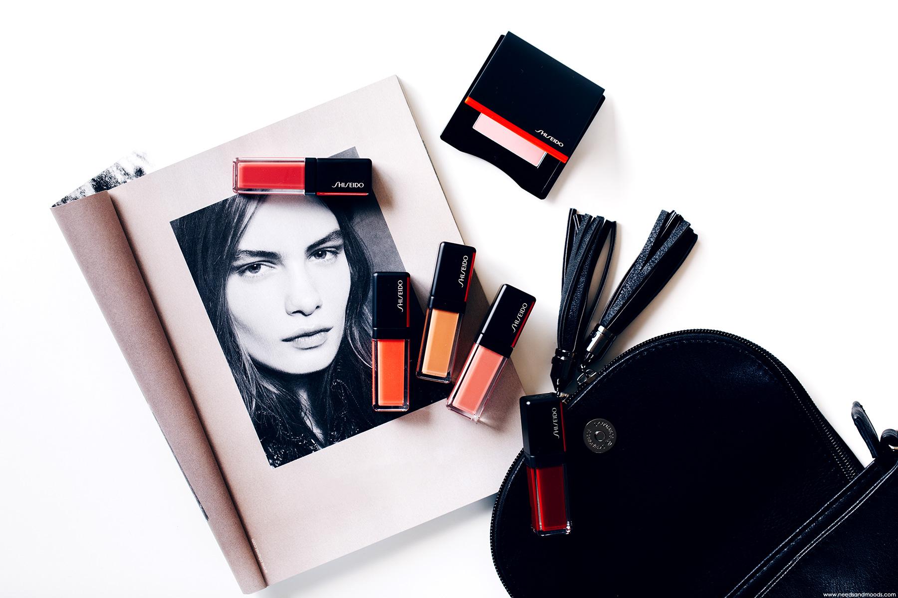 shiseido laque a levres ink