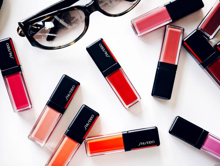 shiseido laque levres ink lacquerink avis