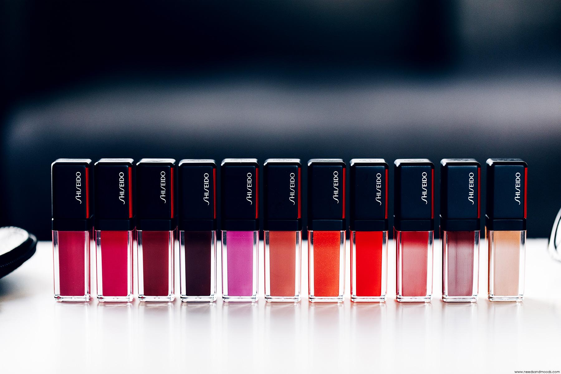 shiseido laque levres ink