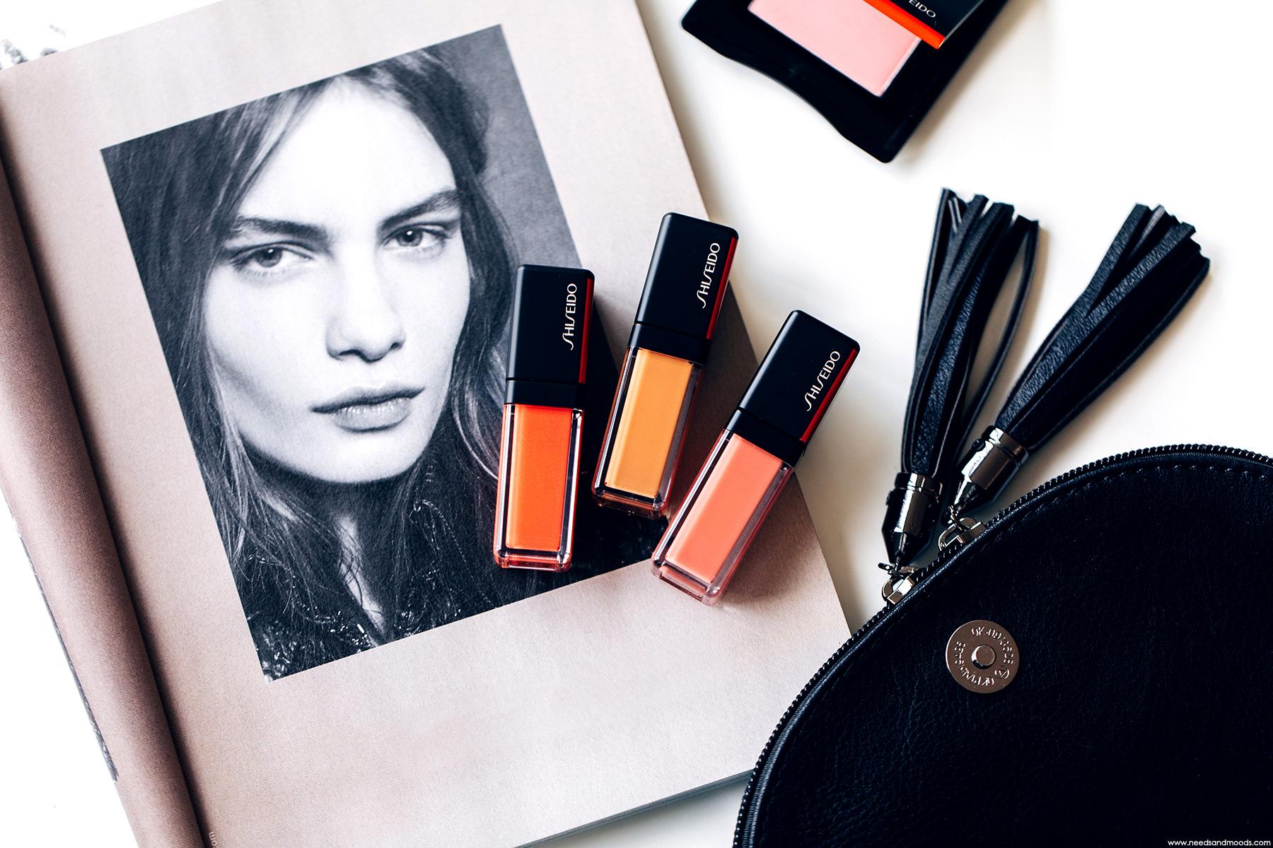 shiseido laque levres test avis