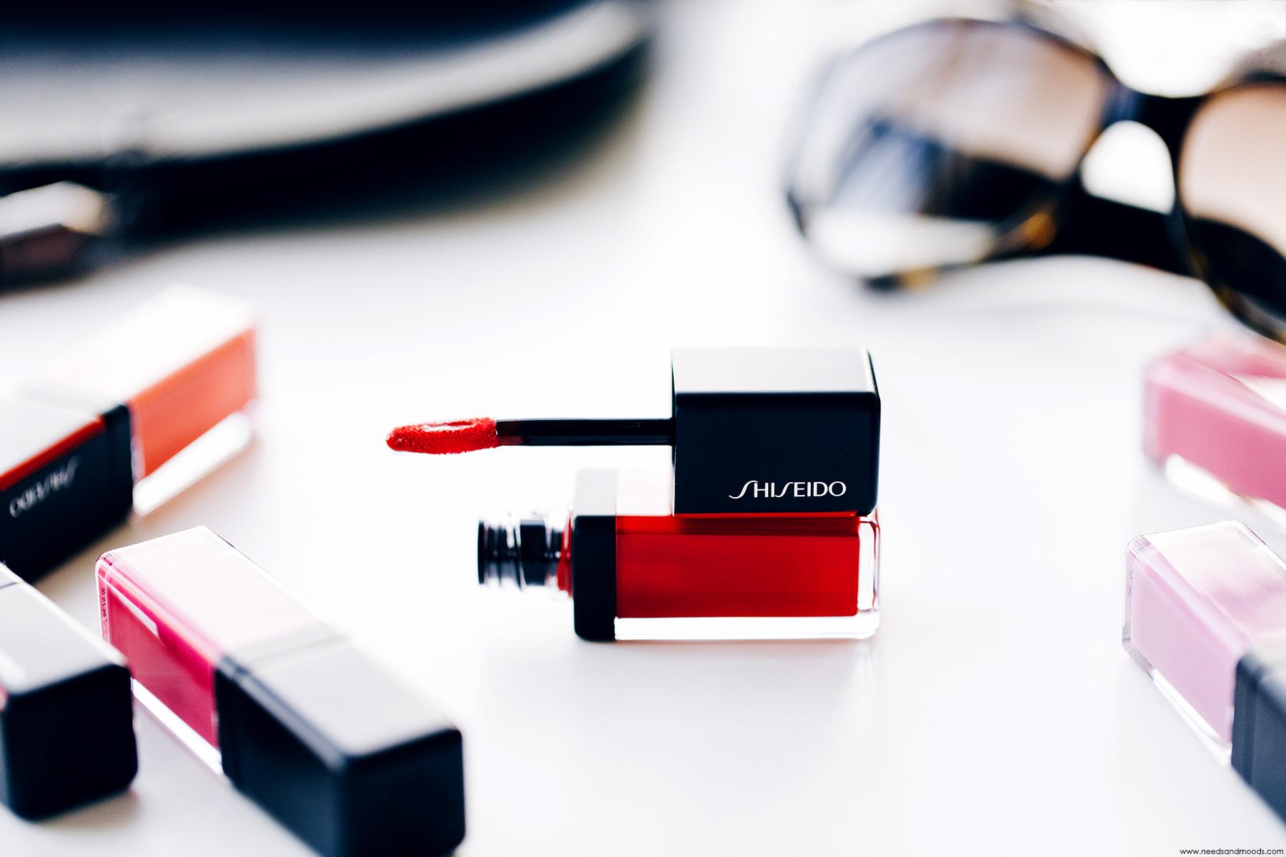 shiseido rouge levres laque lacquerink