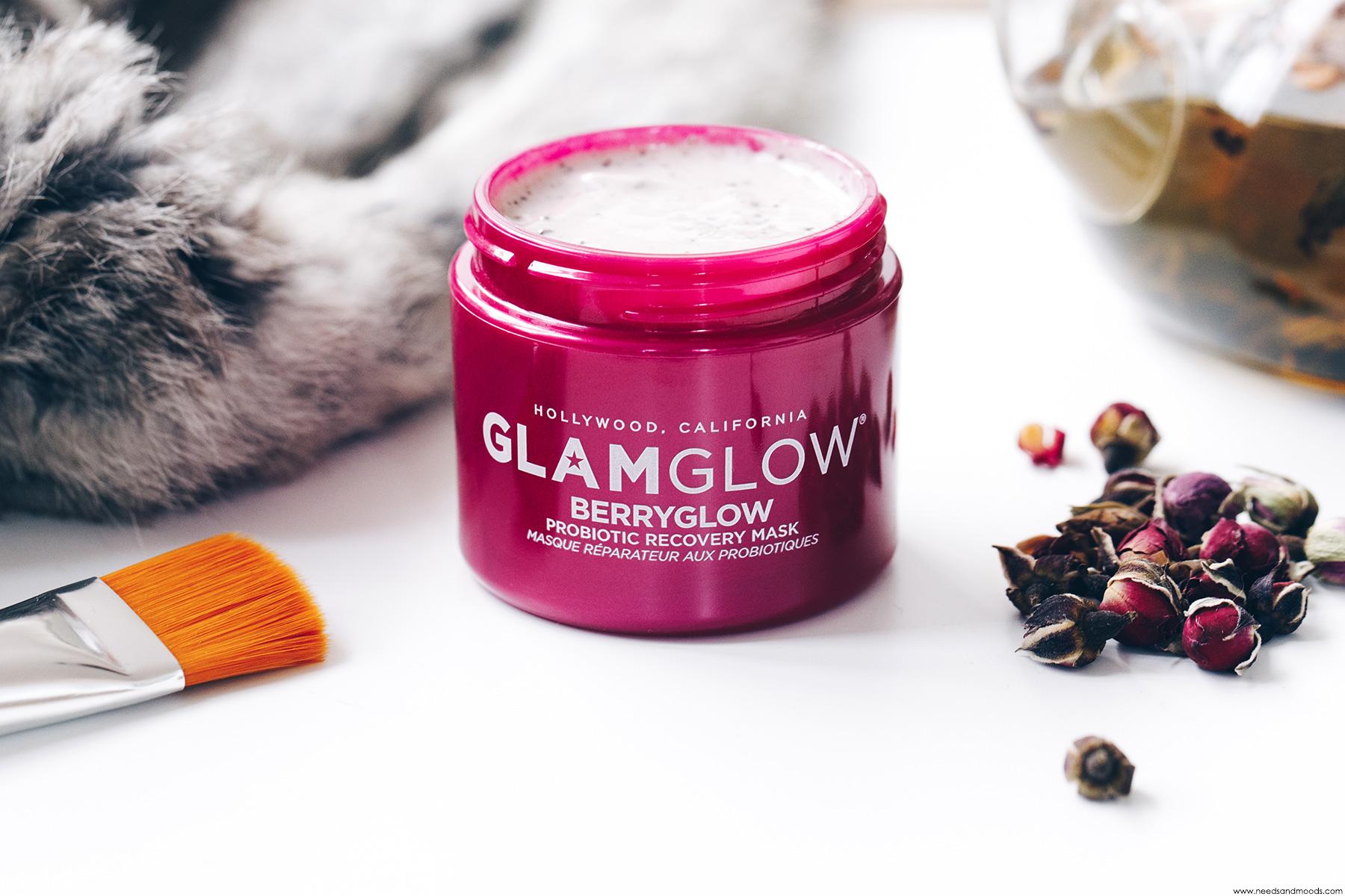 glamglow masque berryglow