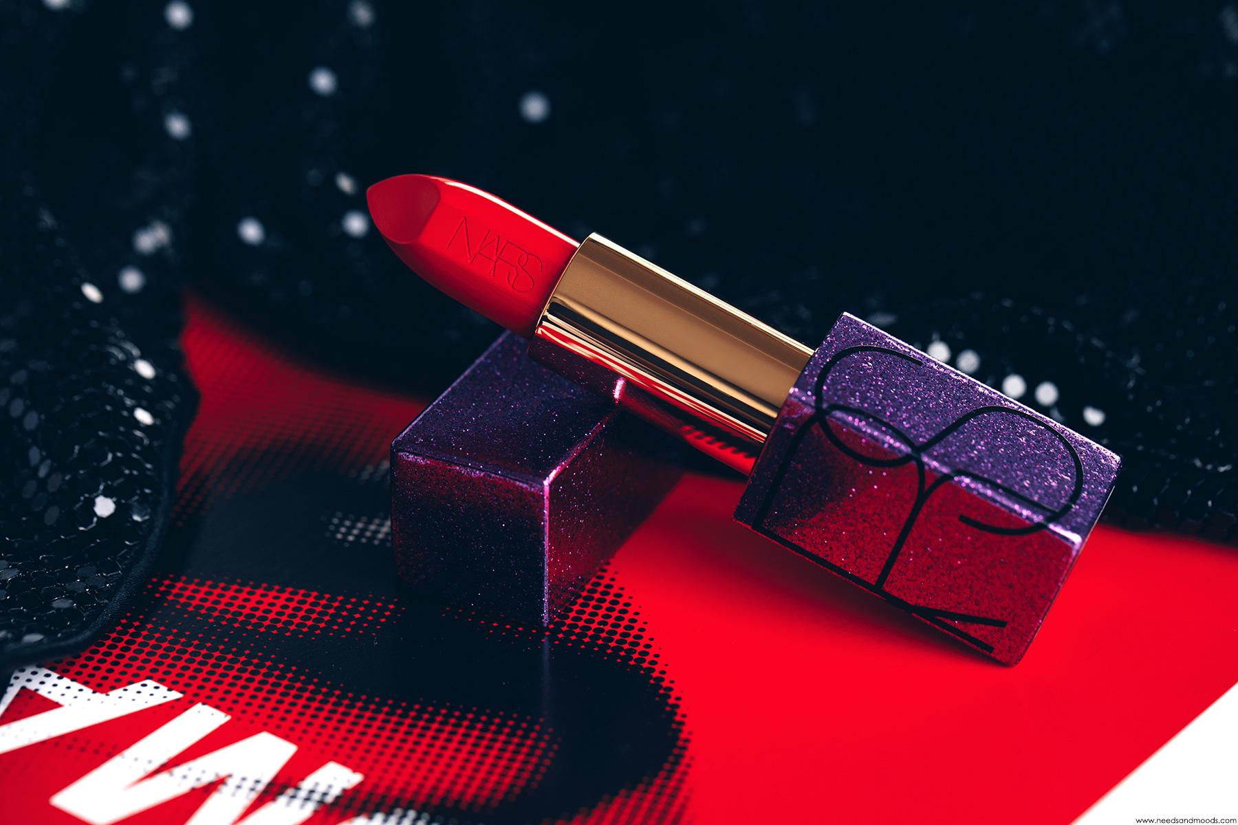 nars audacious studio 54 audacious lipstick