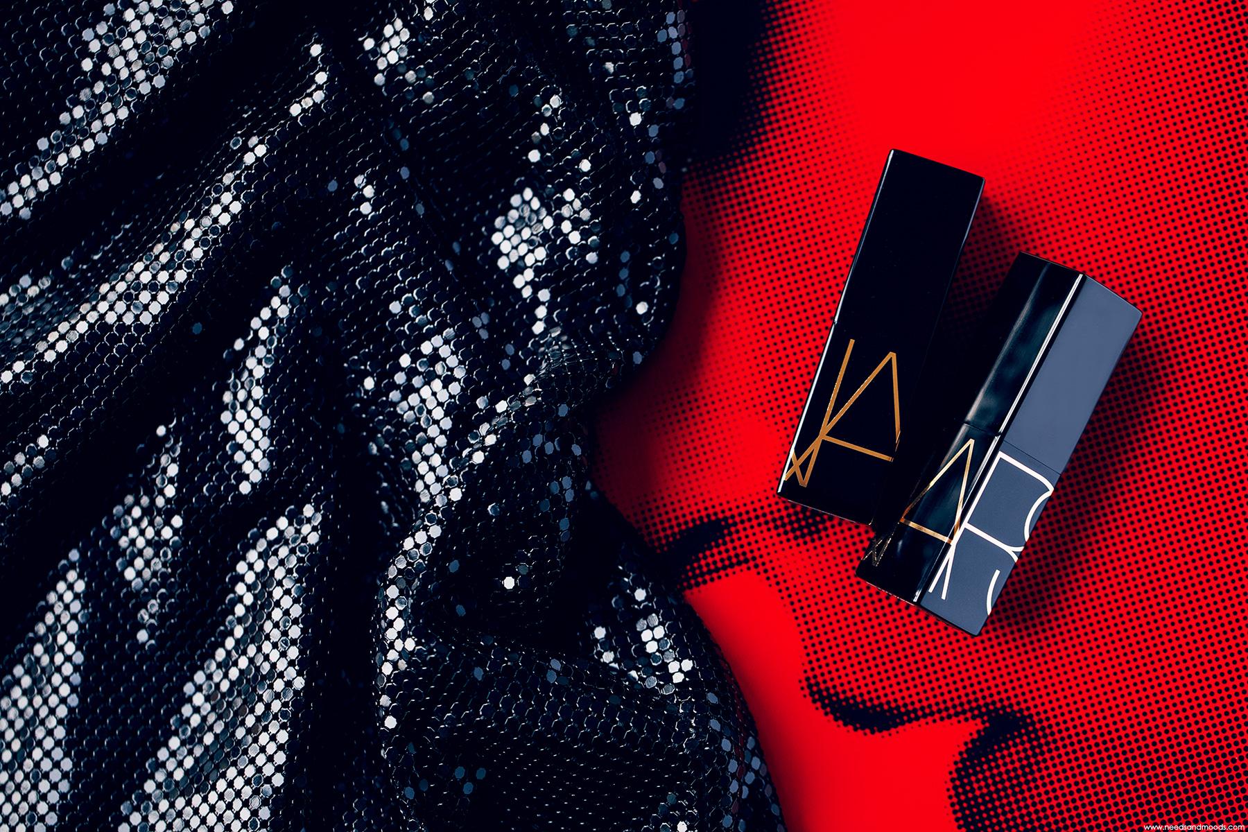 nars disco Dust lipstick studio 54