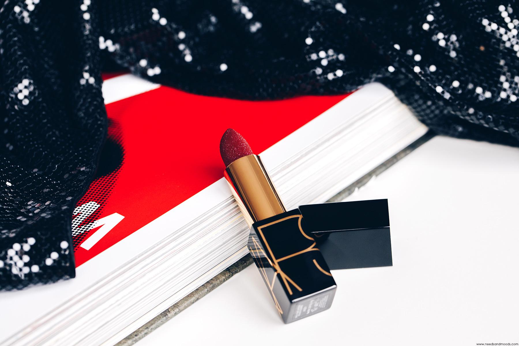 nars studio 54 disco dust lipstick lisa