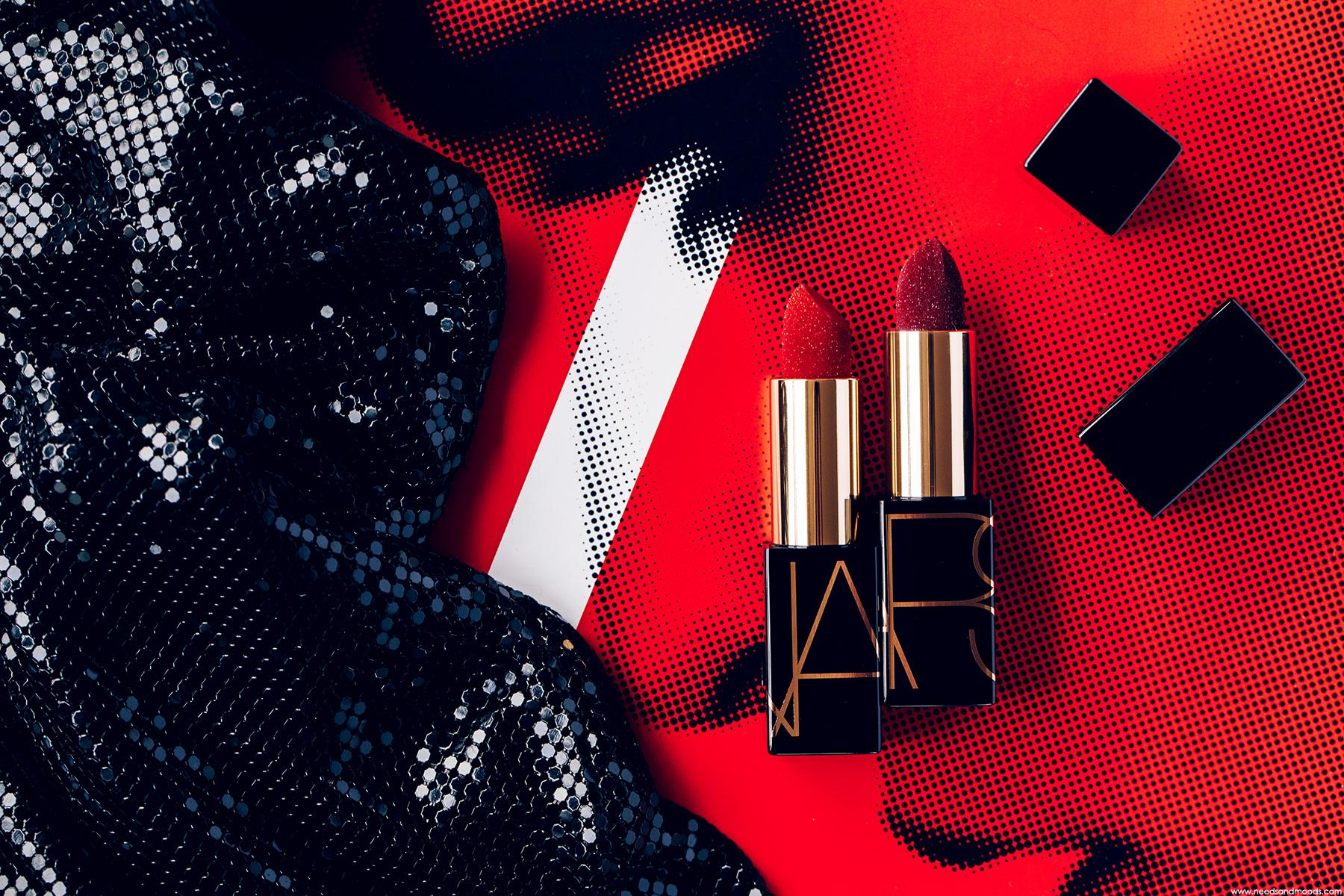 nars studio 54 disco dust lipstick