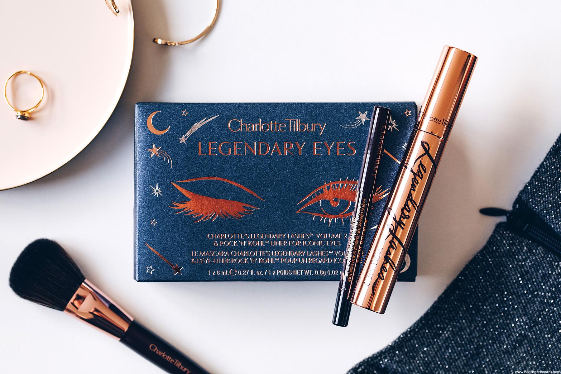 charlotte tilbury gift set legendary eyes
