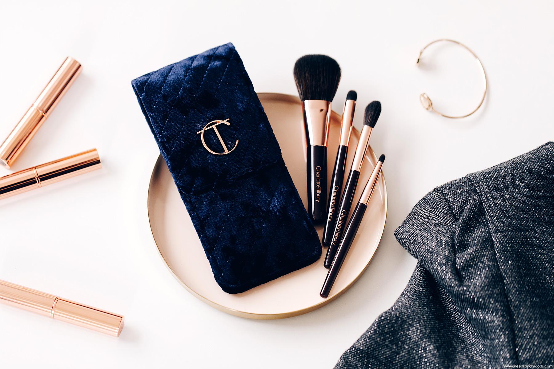 charlotte tilbury magical mini brush set