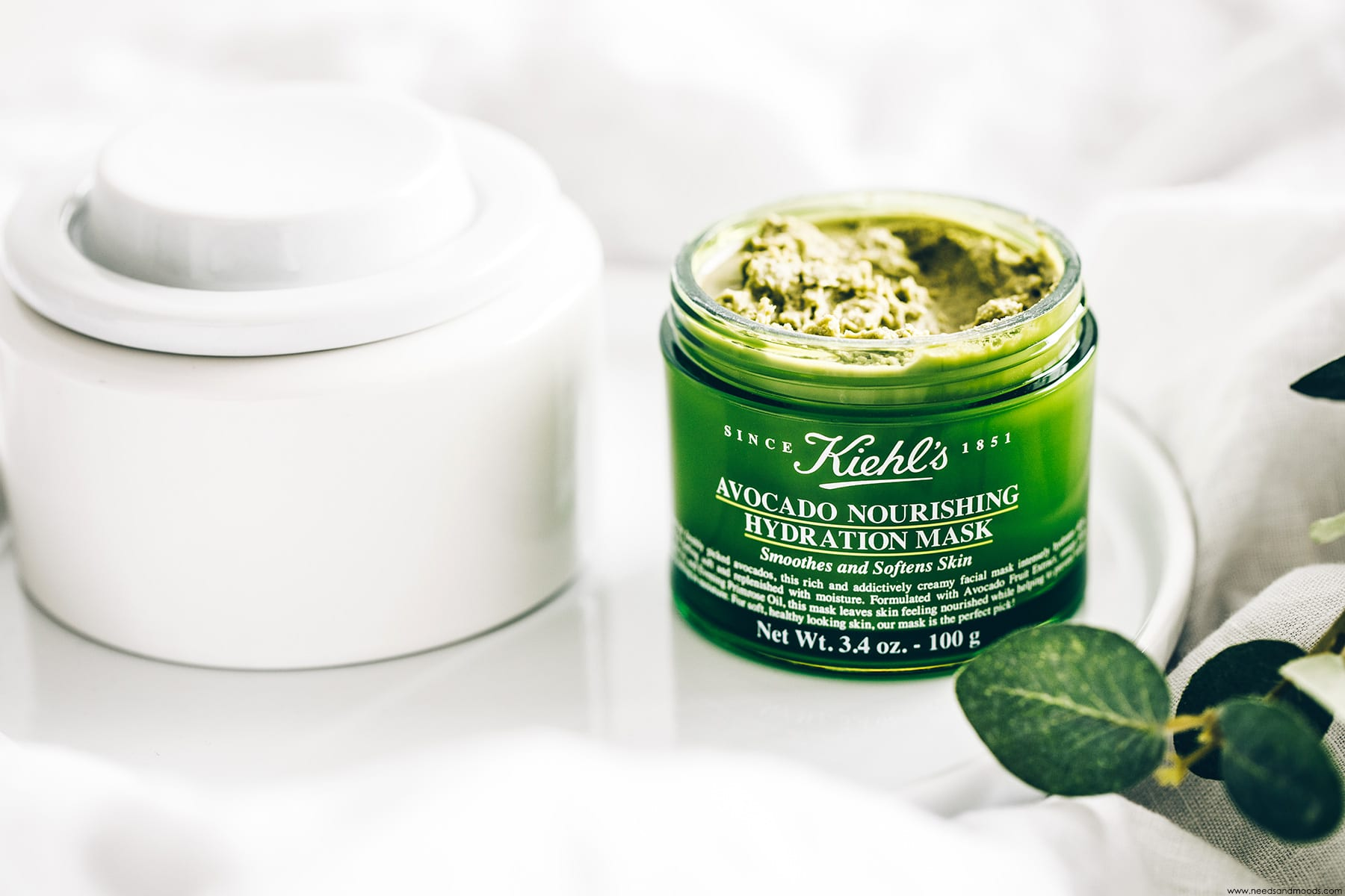 kiehls avocado nourishing hydration mask