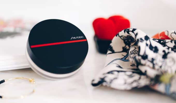 shiseido synchro skin poudre libre soyeuse invisible avis