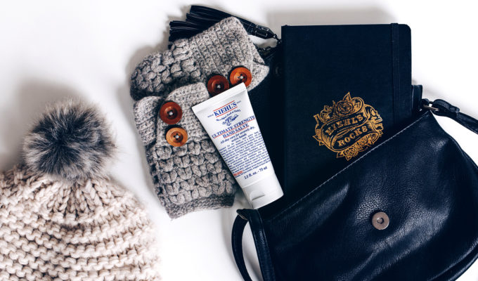 Kiehls ultimate strength hand salve