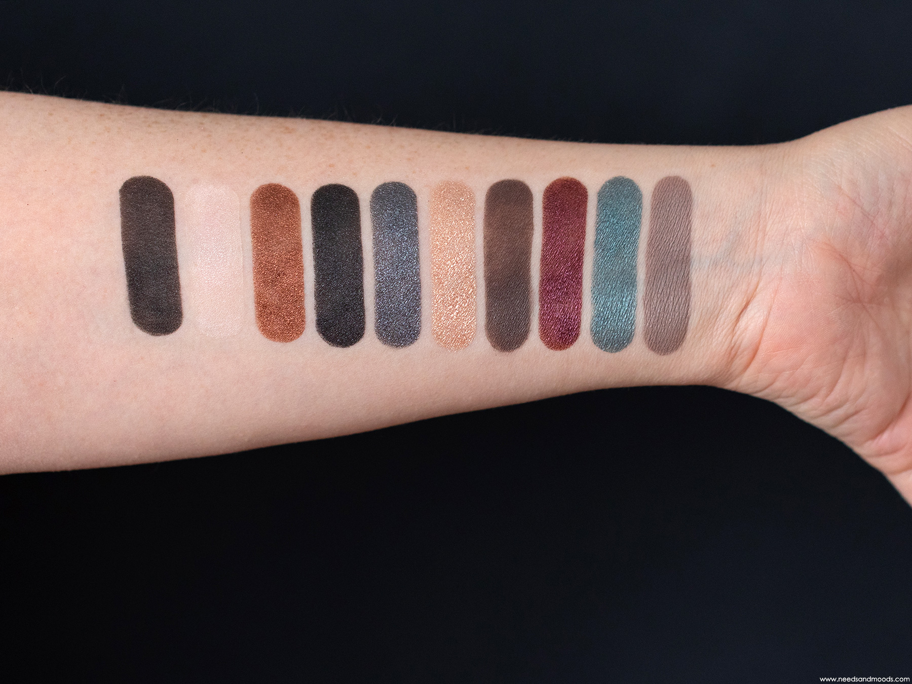by terry VIP Expert Palette Swatch night