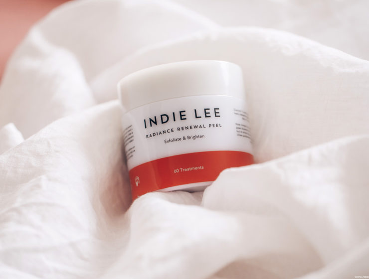indie lee radiance renewal peel avis