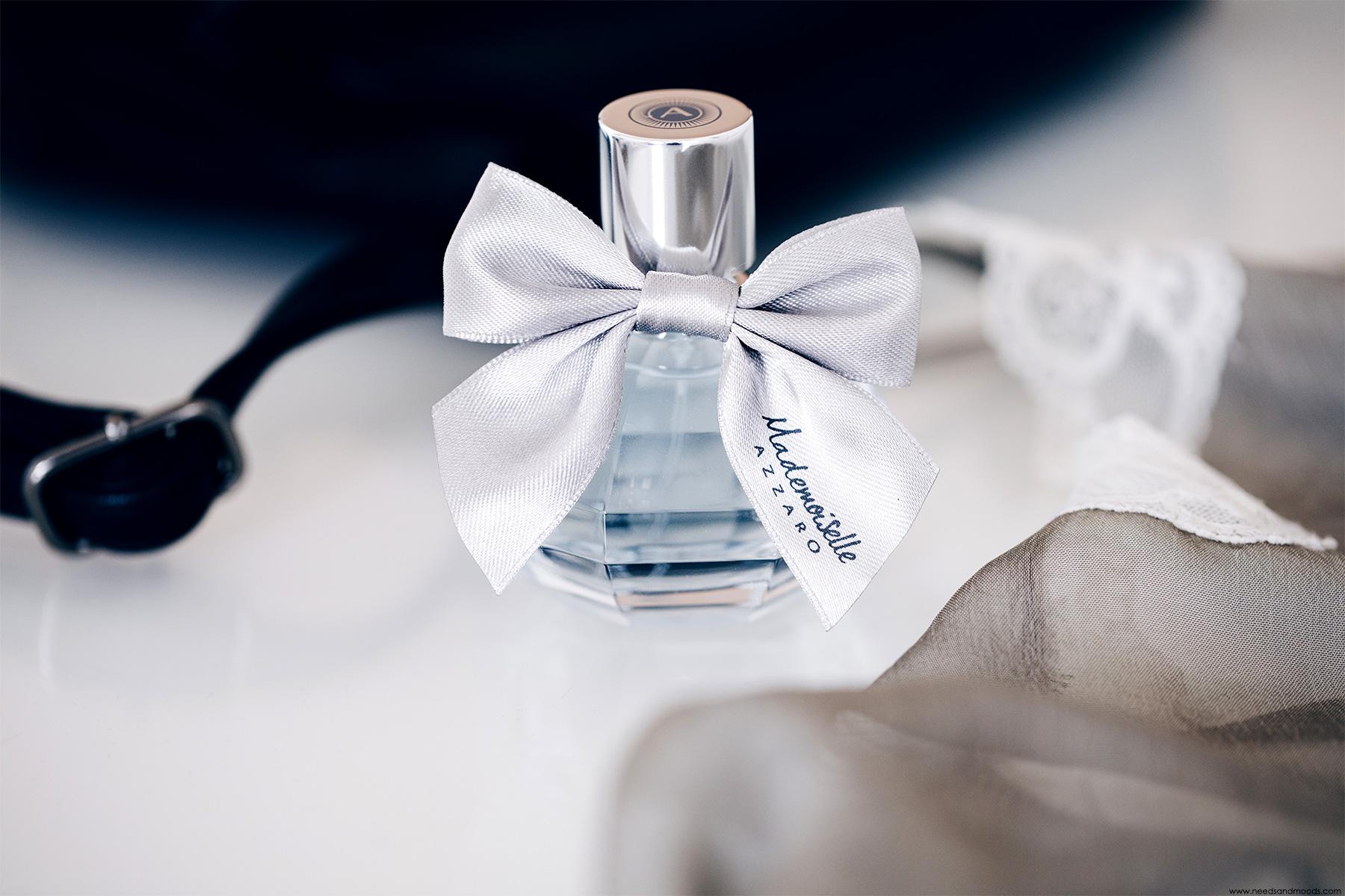 mademoiselle azzaro l eau tres charmante