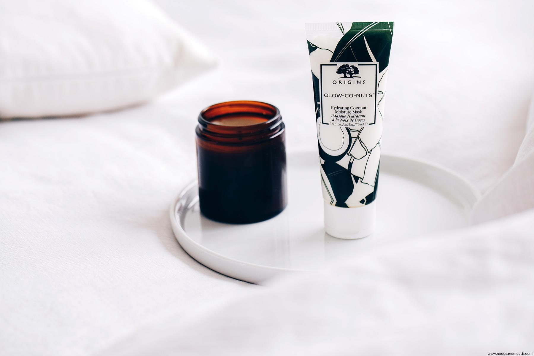 origins masque hydratant noix de coco avis