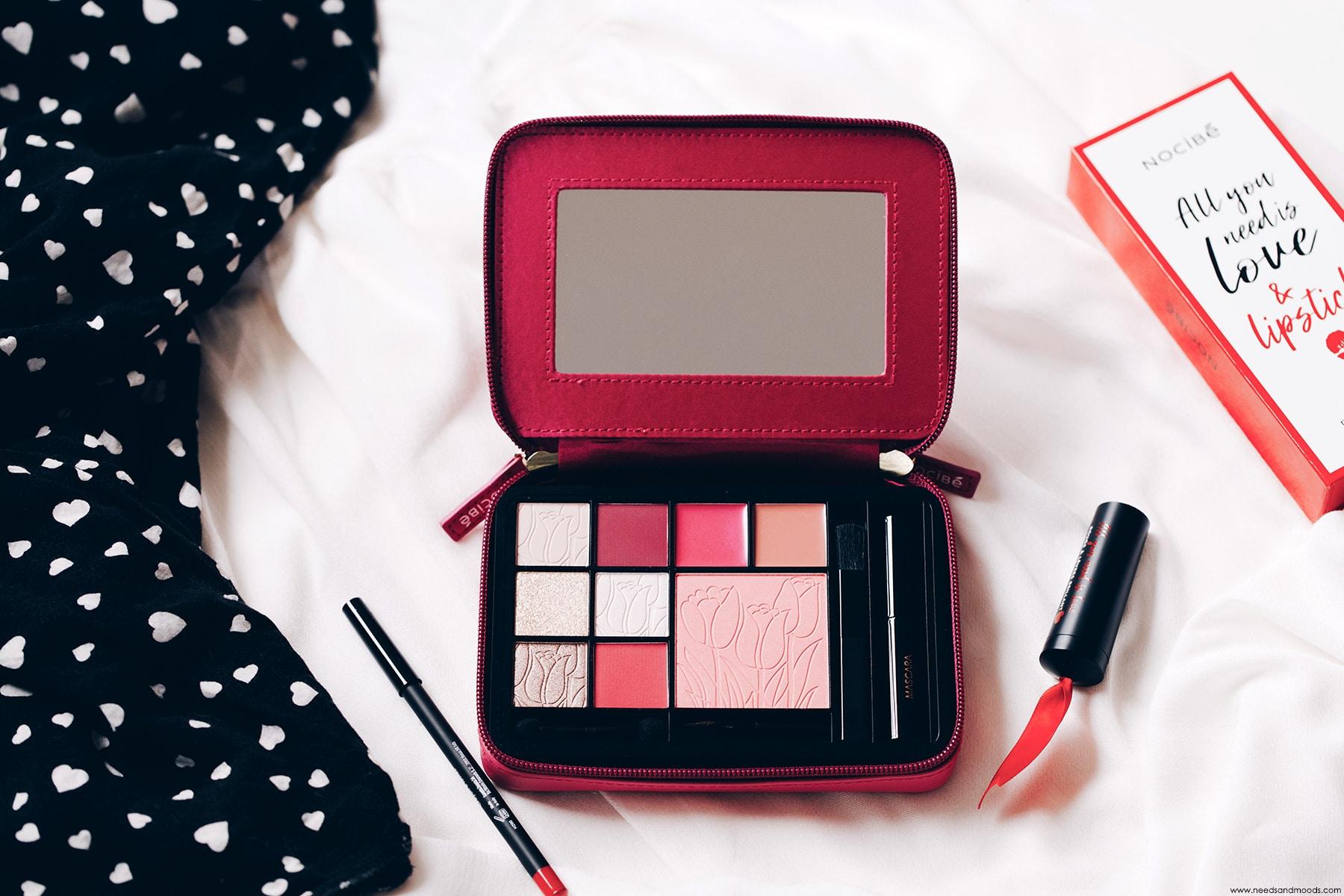 palette maquillage nocibe avis