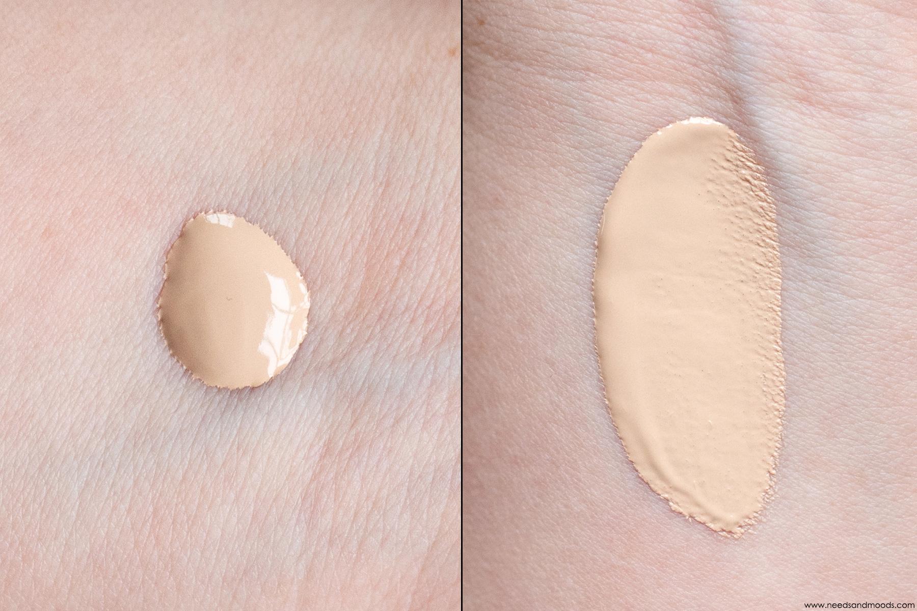shiseido synchro skin self refreshing swatch opal 130