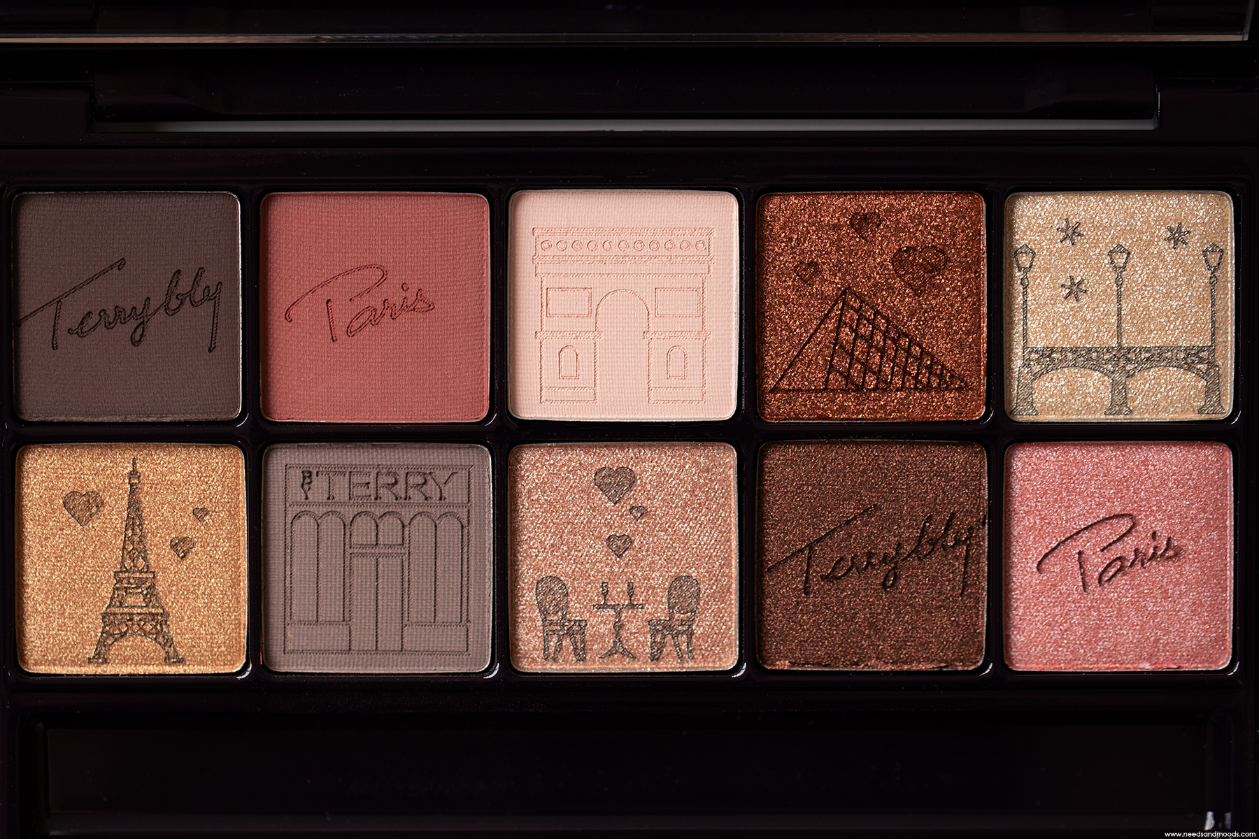 vip expert palette light by terry