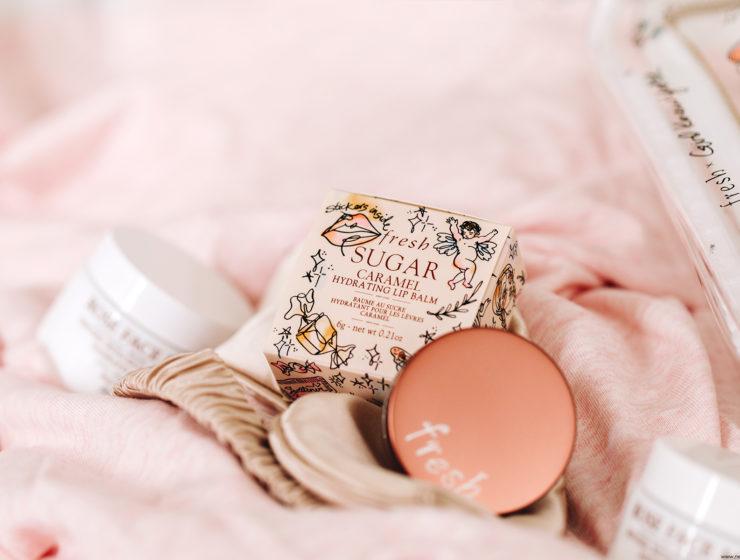 fresh beauty baume levres caramel avis