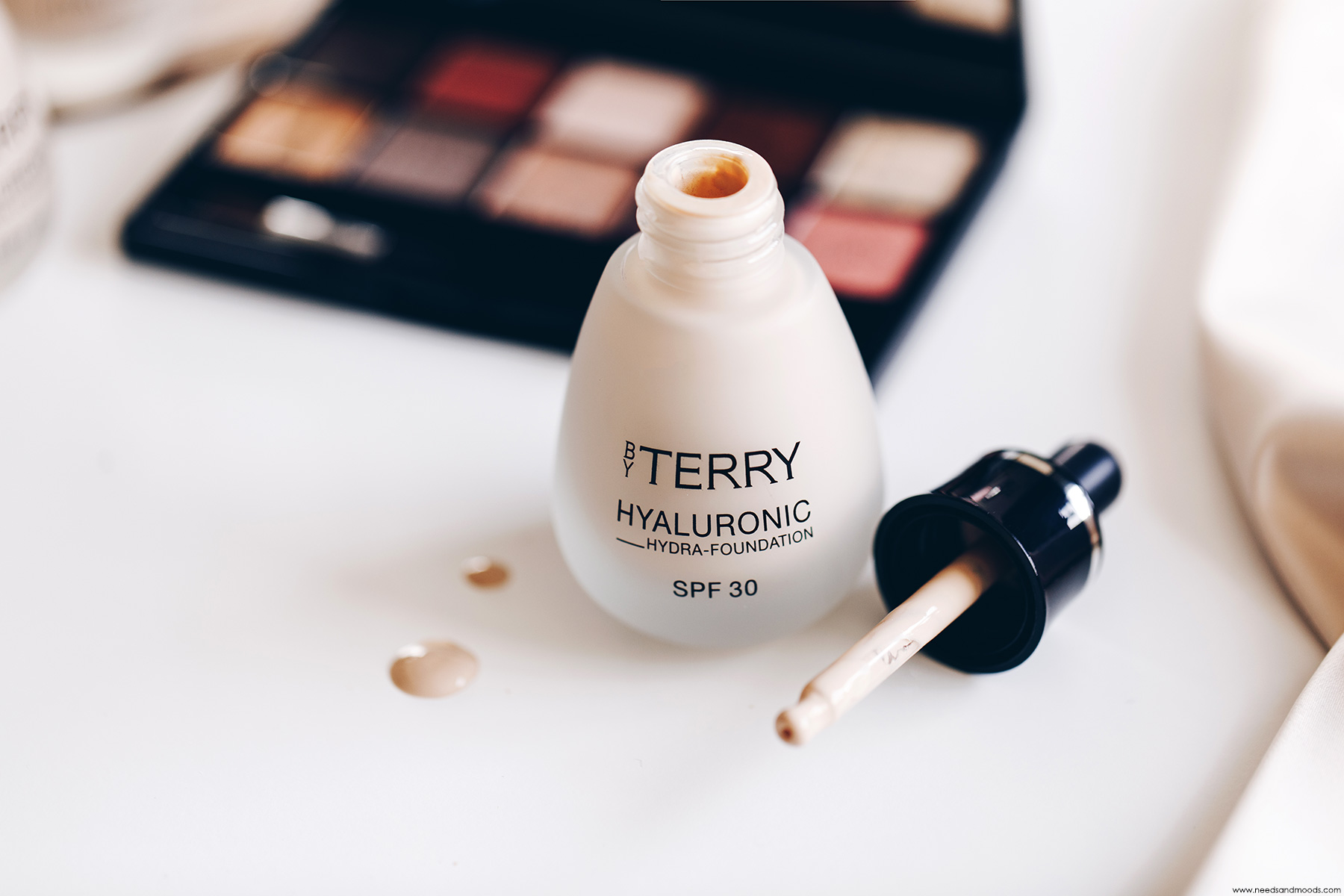 hyaluronic hydra foundation by terry