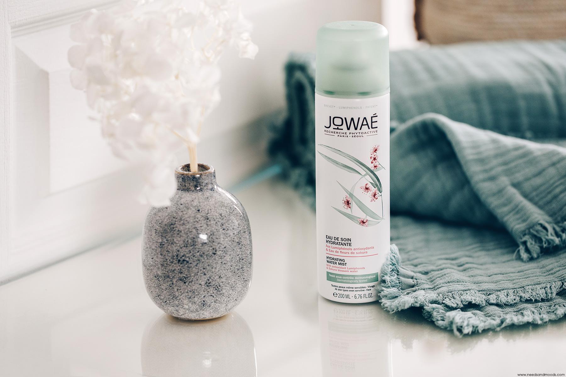 jowae avis eau soin hydratante