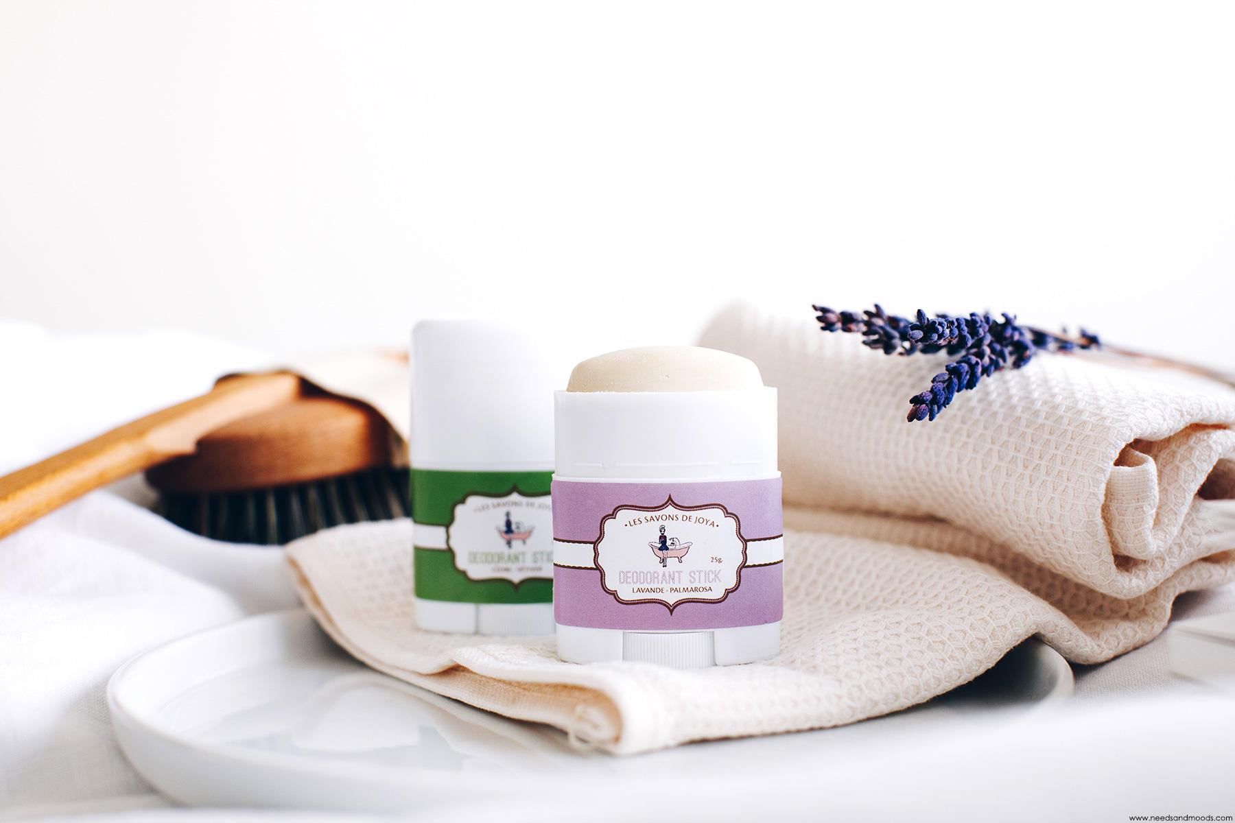 les savons de joya avis deodorant