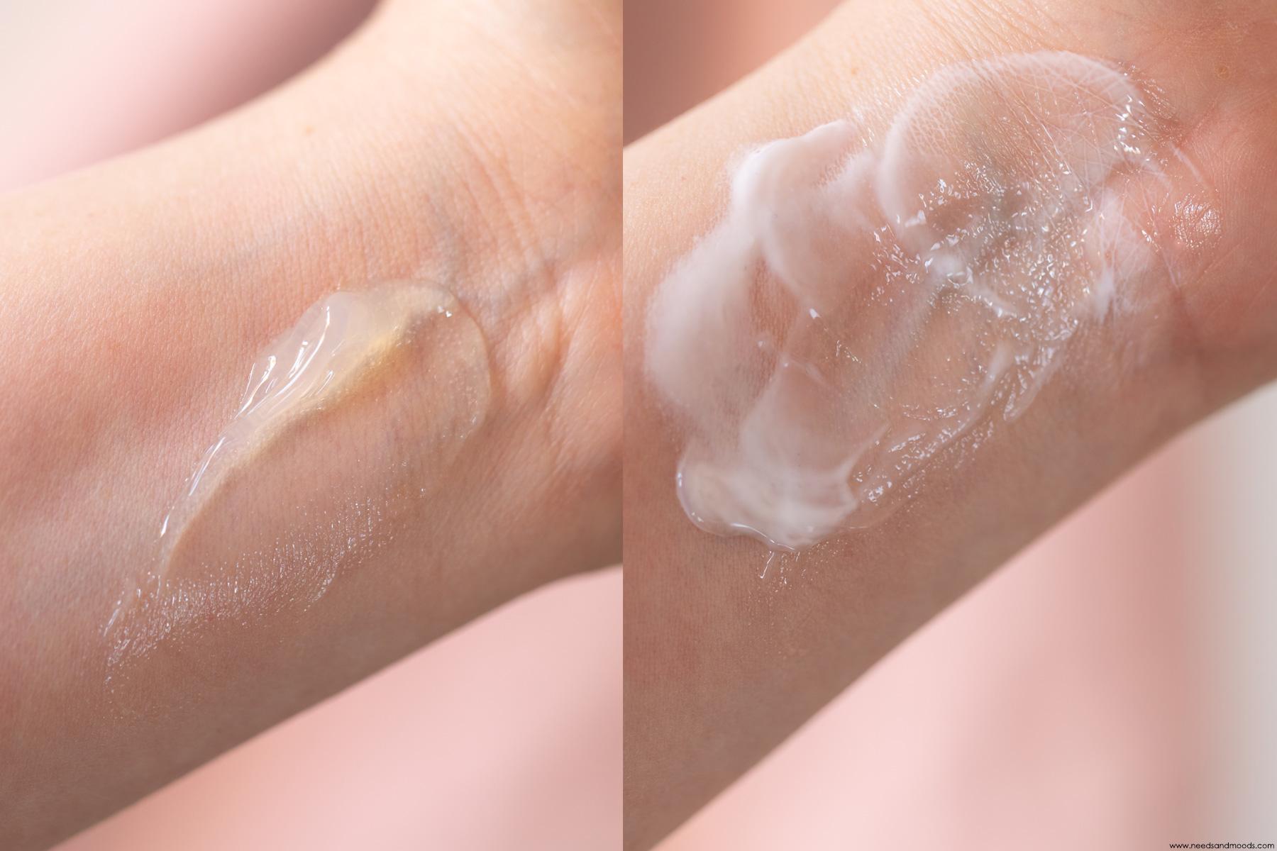 ren skincare Perfect Canvas Gelée Huile Démaquillante test