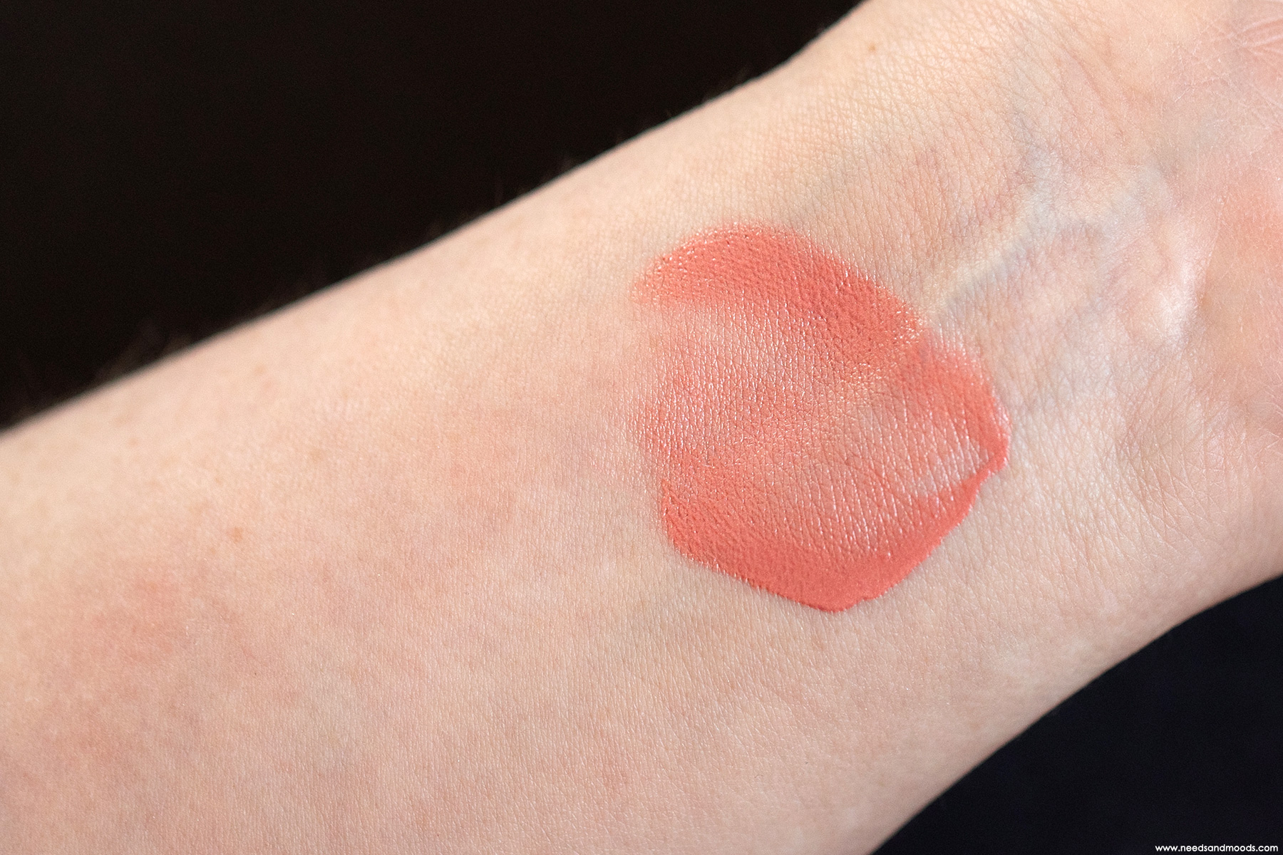 brightening cc blush by terry swatch