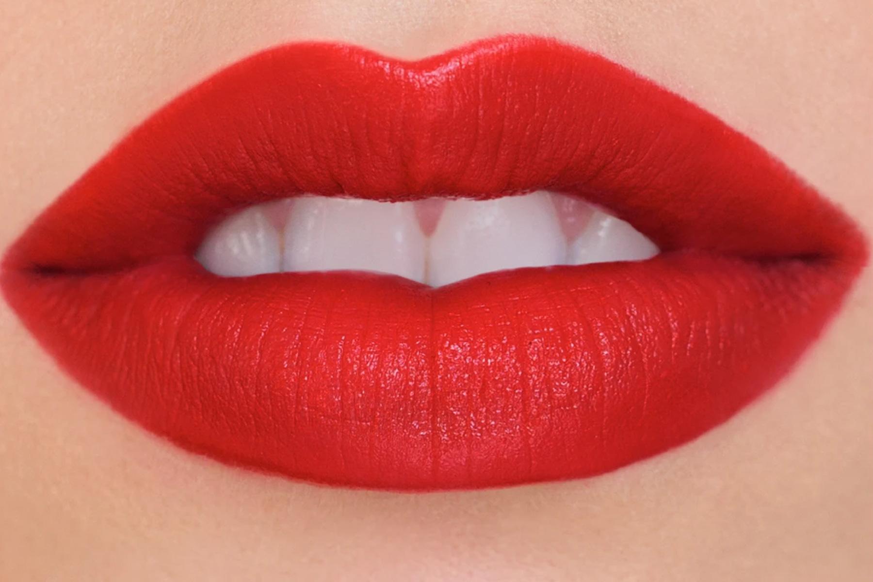 chantecaille lip veil protea swatch