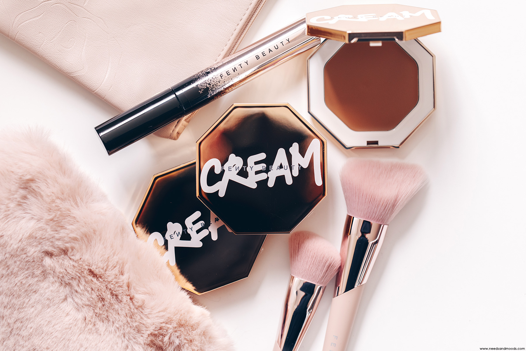 fenty beauty cheeks out freestyle bronzer creme
