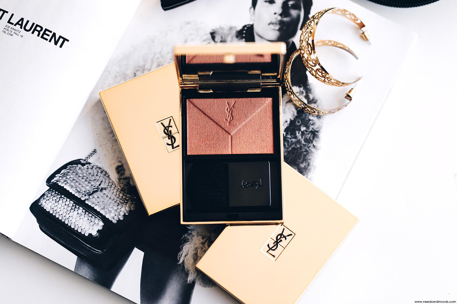 ysl beauty blush couture avis