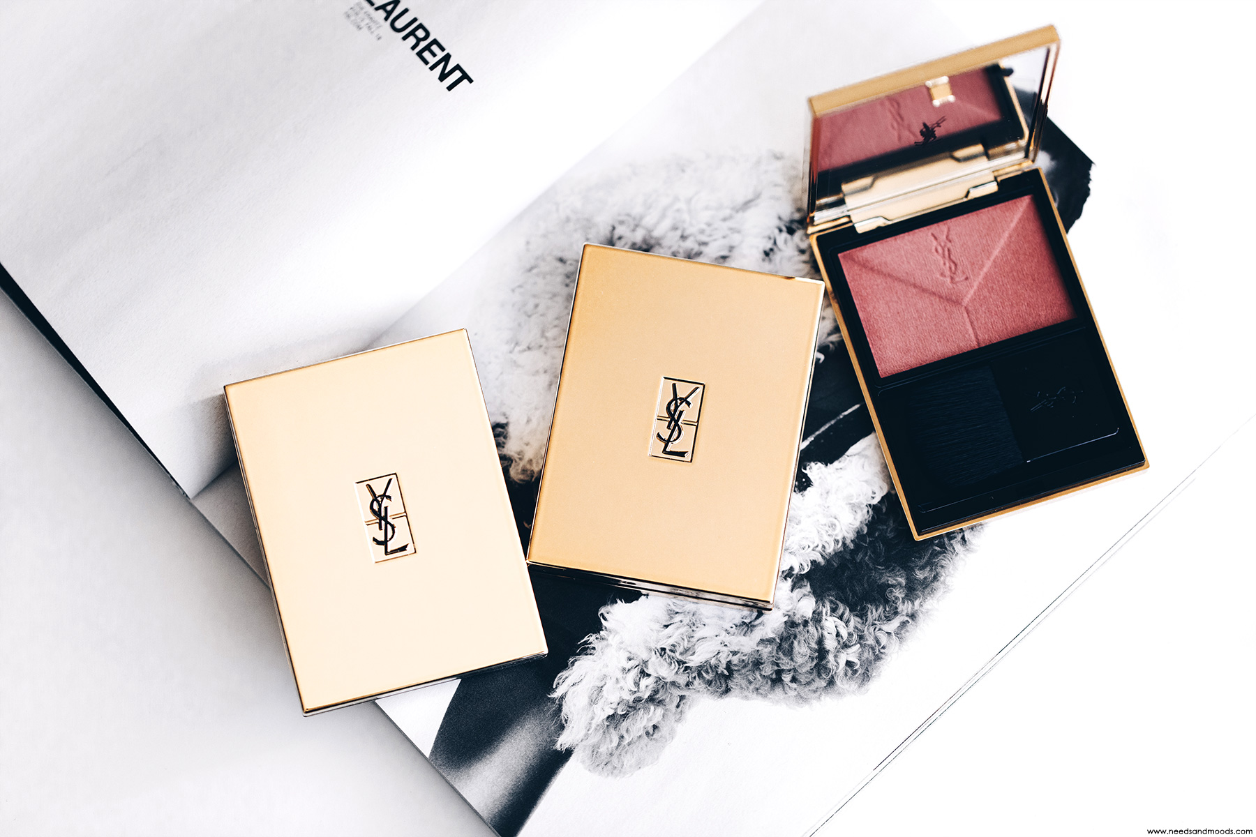ysl beauty blush couture