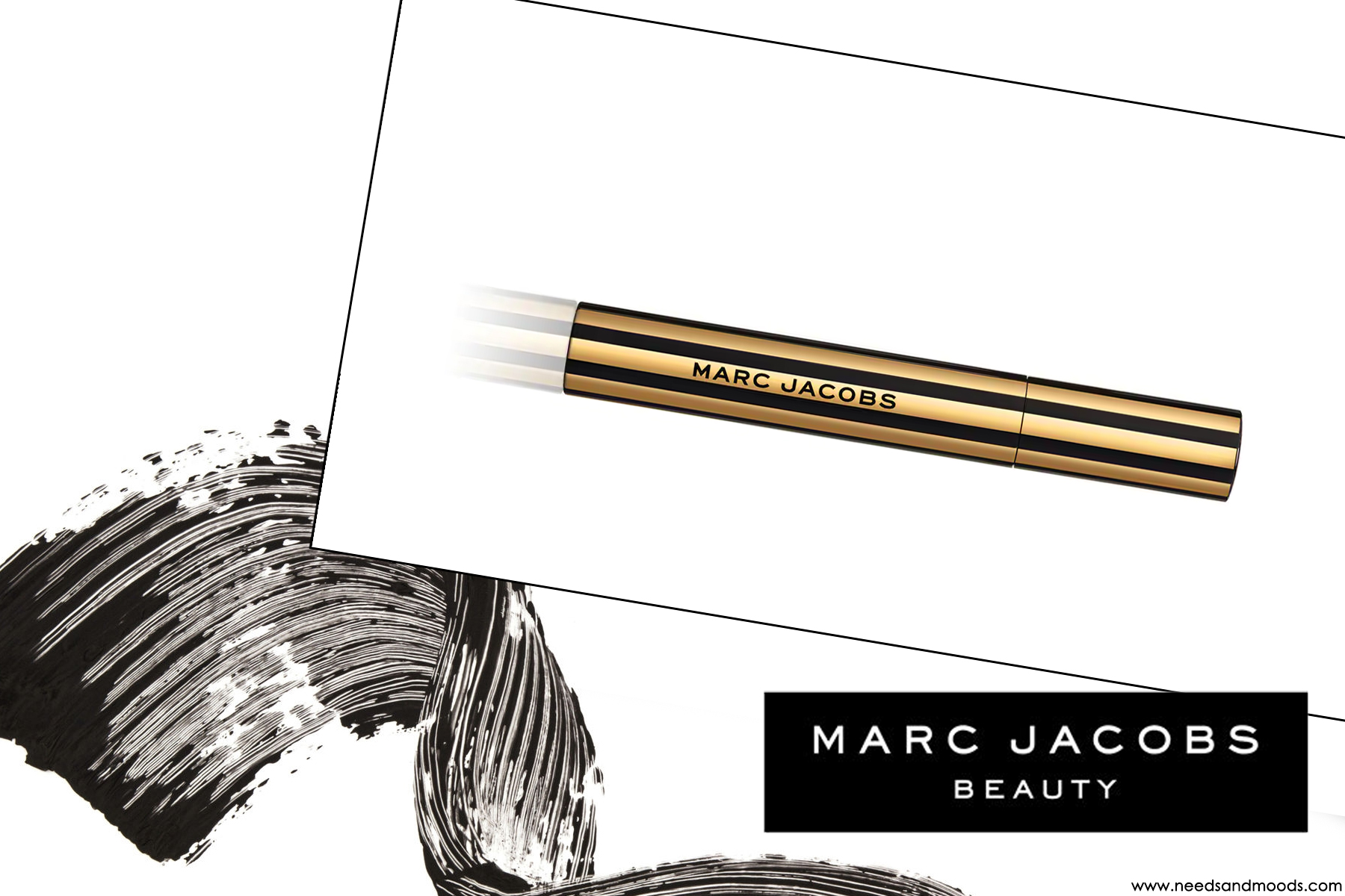 marc jacobs at lash'd mascara