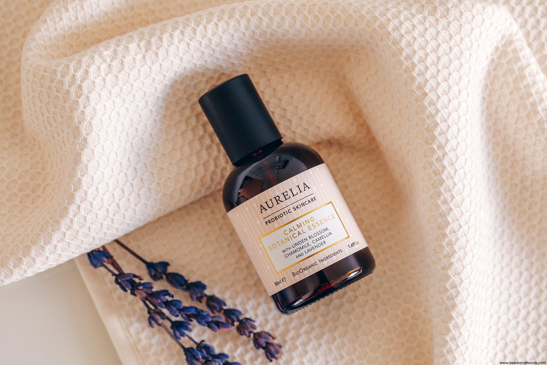 aurelia probiotic calming botanical essence
