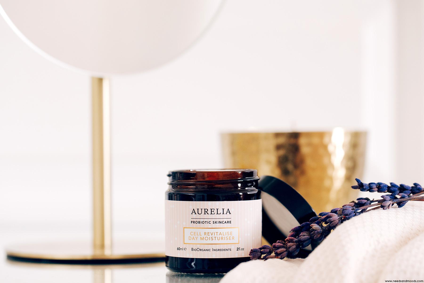aurelia probiotic cell revitalise day moisturiser avis
