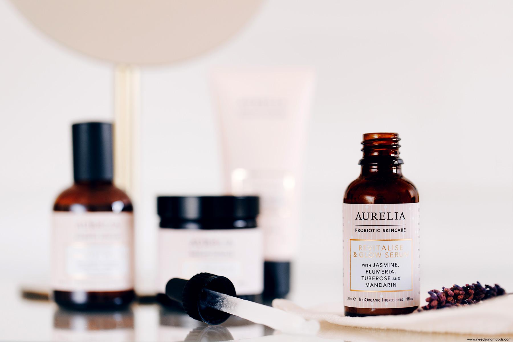 aurelia probiotic revitalise glow serum avis