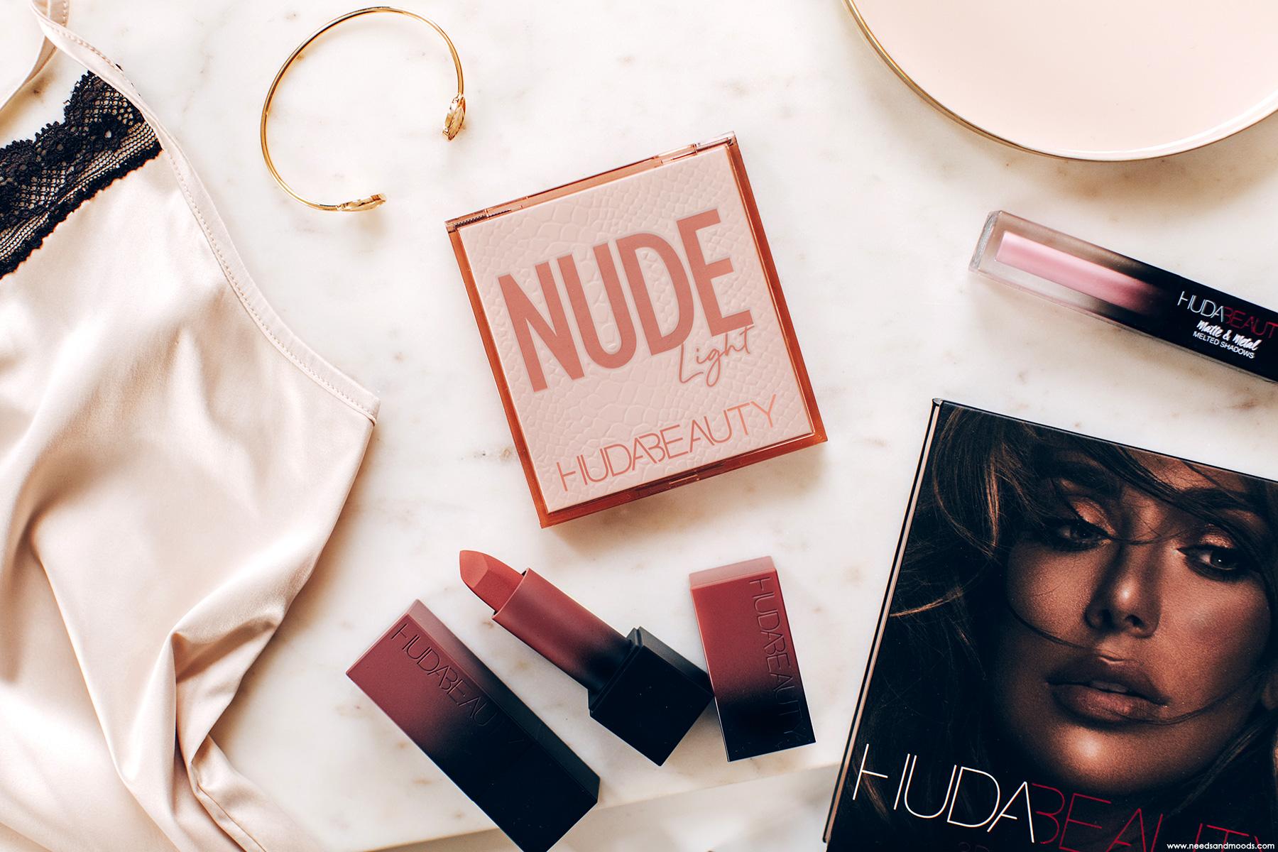 avis produits Huda Beauty