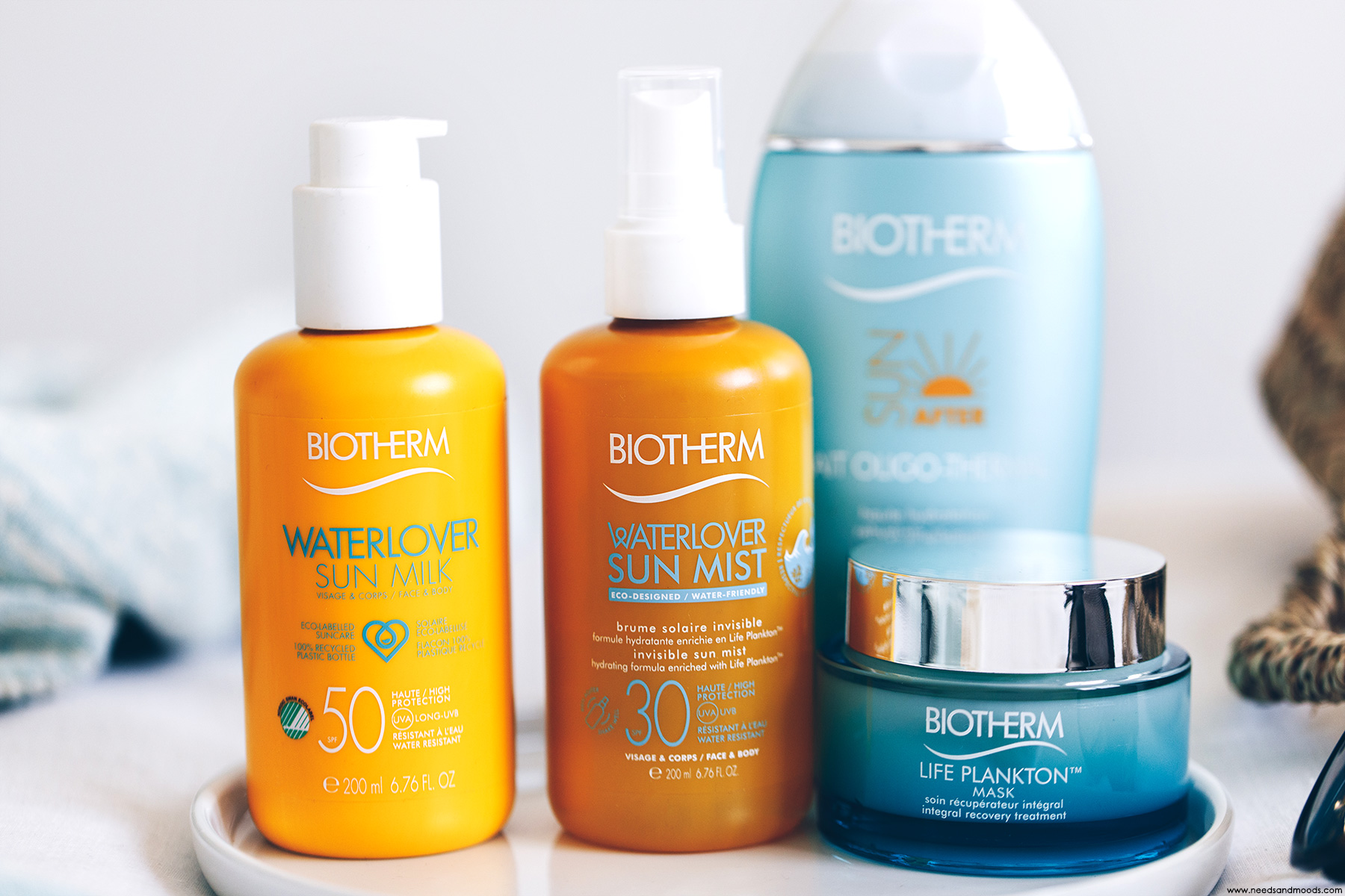 biotherm protection solaire waterlover avis