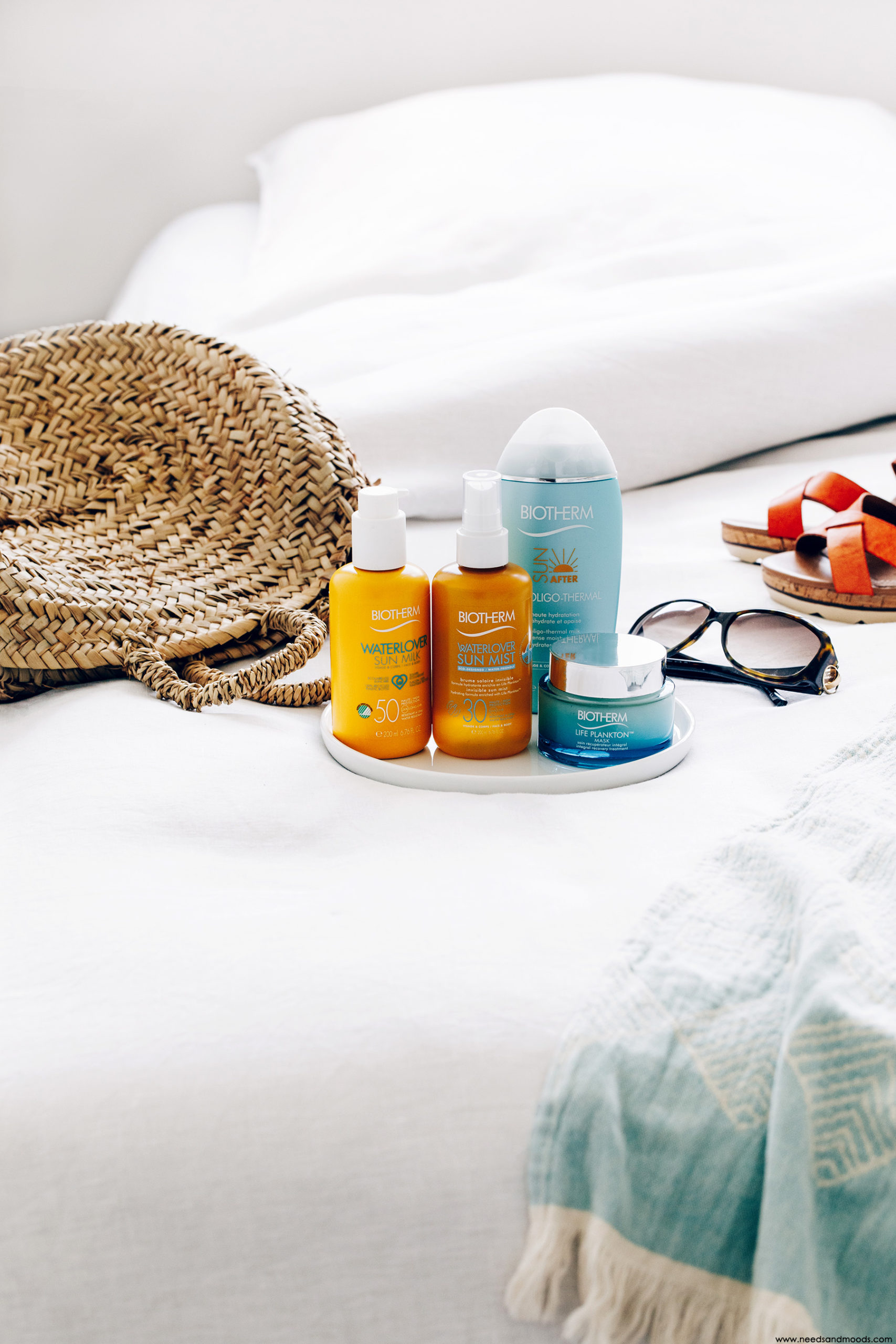 biotherm protections solaires