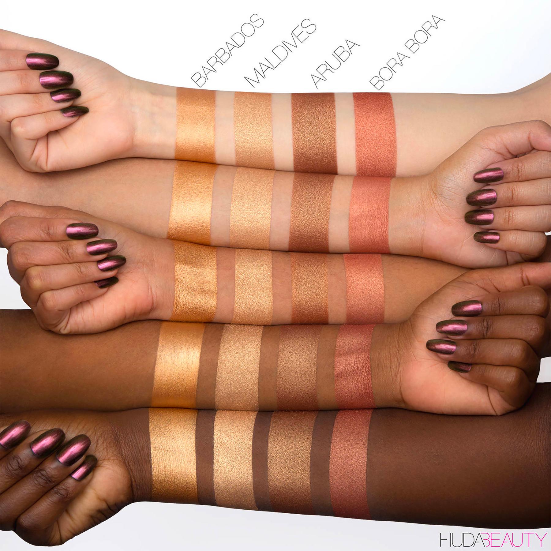 huda-beauty-3d-highlighter-palette-swatch-bronze