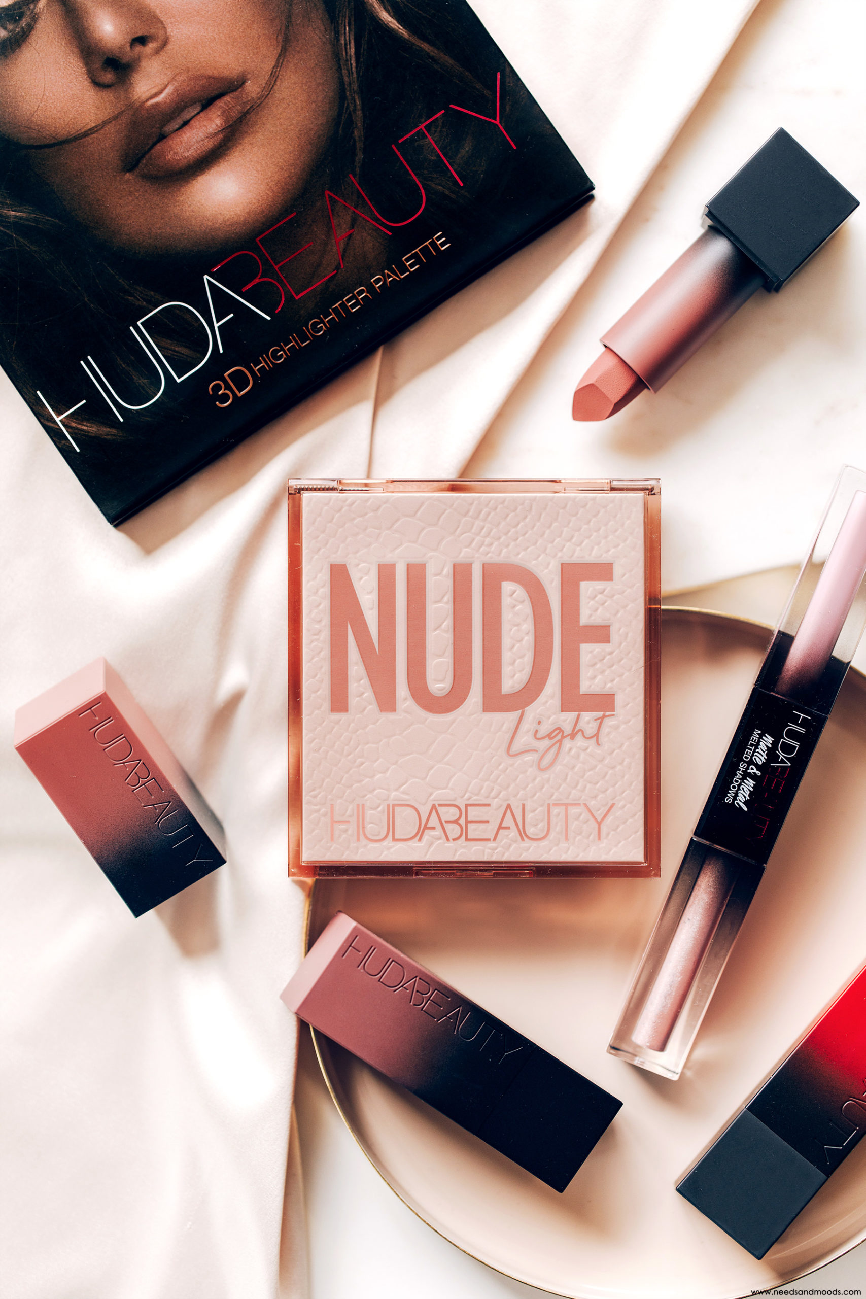 huda beauty maquillage avis