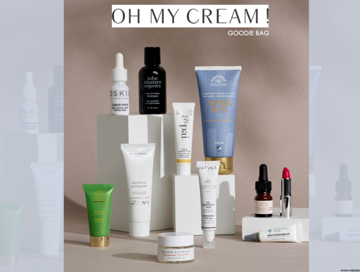 oh my cream goodie bag juin 2020