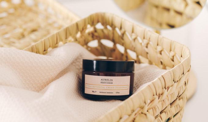 aurelia probiotic deodorant avis