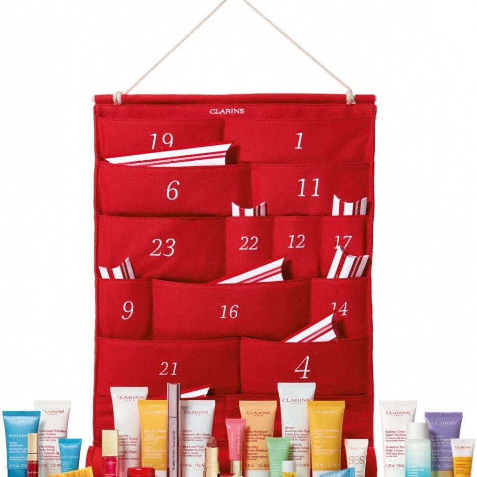 calendrier avent 2020 clarins