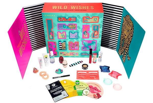calendriers-de-l'avent-2020-sephora-collection-wild-wishes