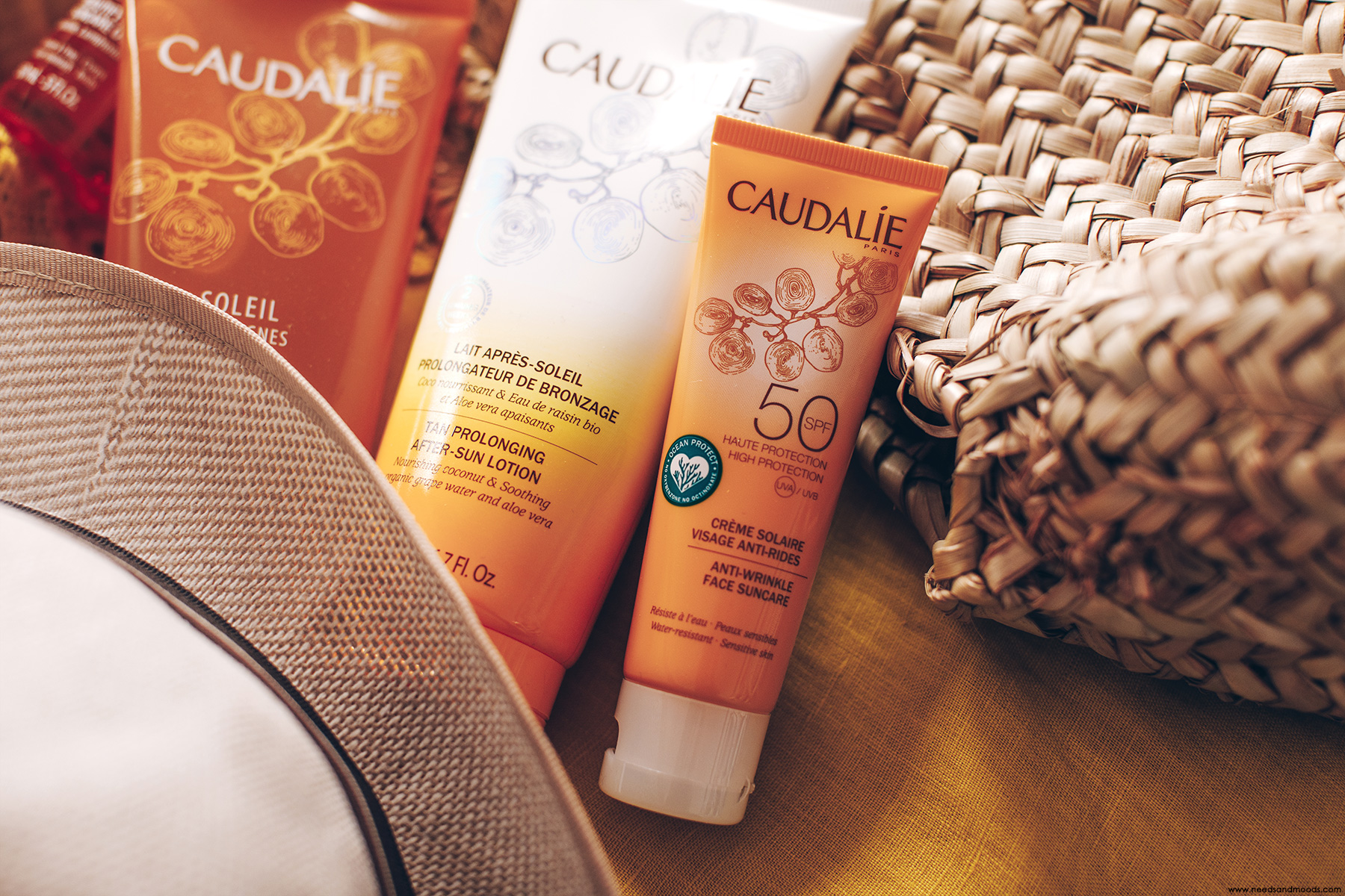caudalie protection solaire